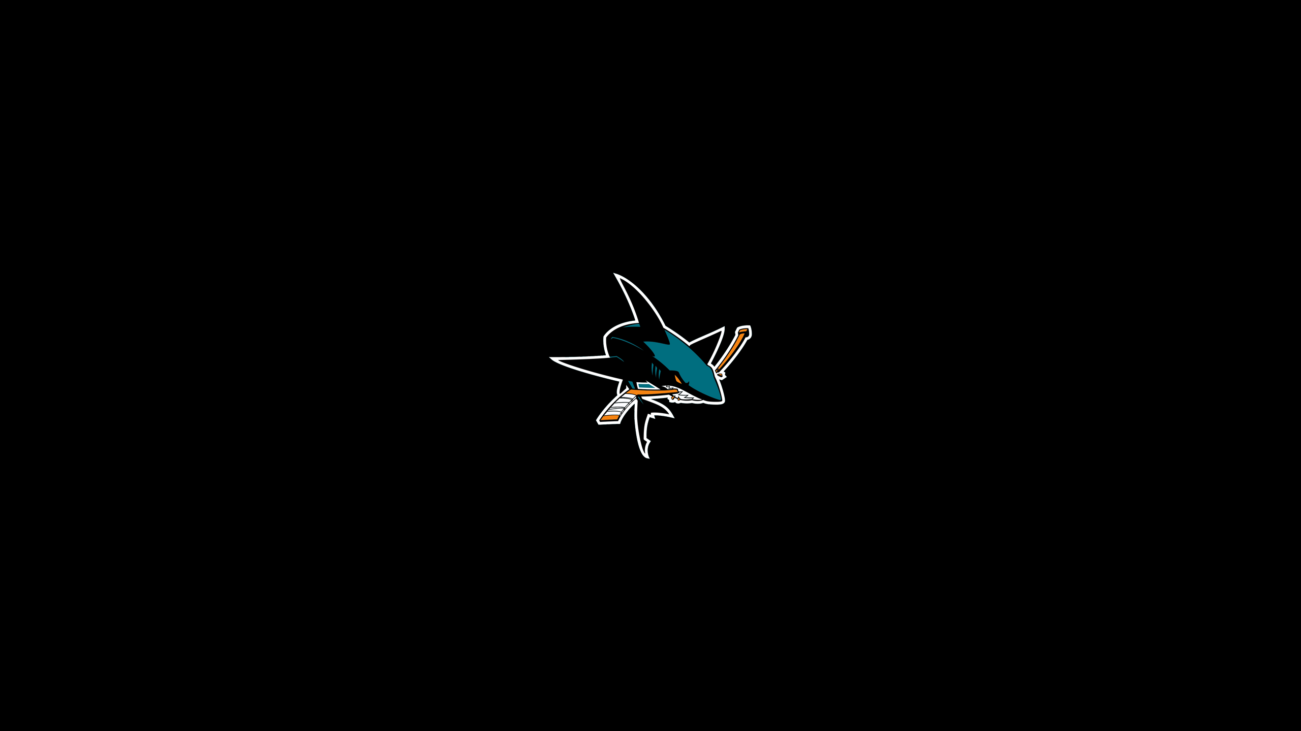 San Jose Sharks (Dorsal Fin)