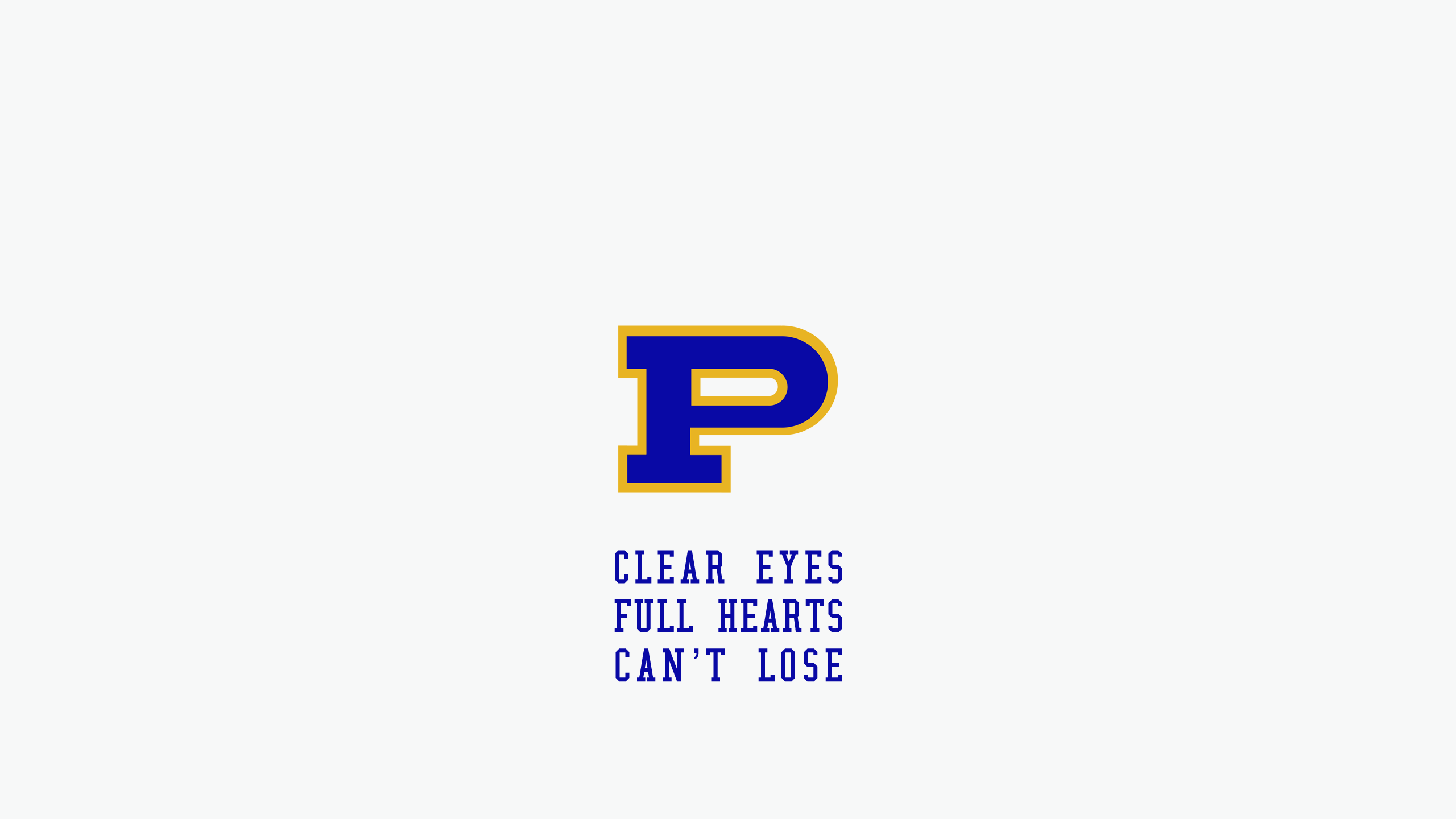 Friday Night Lights - Clear Eyes